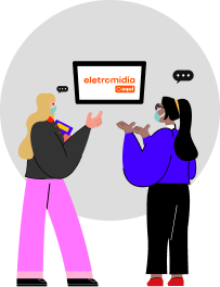 elevator orange shuttershock